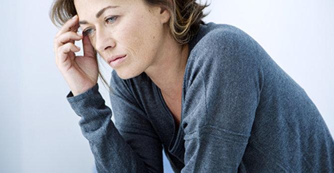 Κυκλοθυμία στην Εμμηνόπαυση