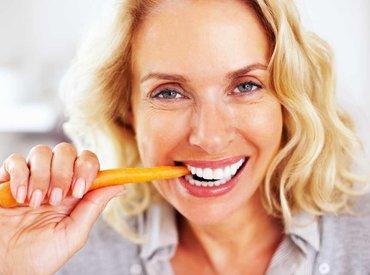 Η σωστή διατροφή στην εμμηνόπαυση