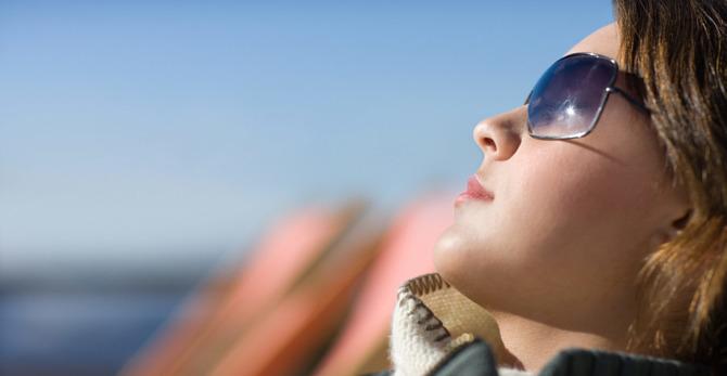 Πώς να μαυρίσετε τον χειμώνα με ασφάλεια