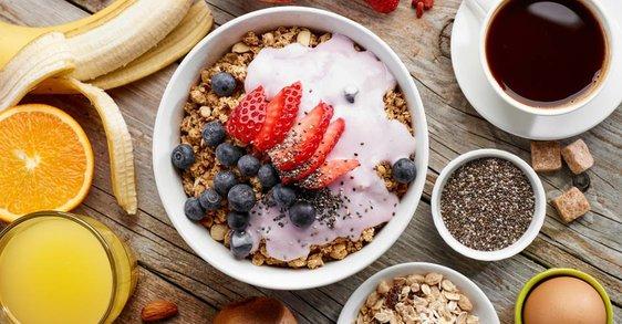 Αντιμετώπιση κόπωσης με ένα τονωτικό πρωινό