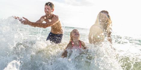 Διακοπές και Σωστή χρήση αντηλιακού