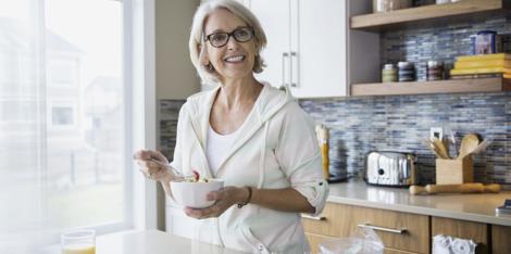 17 Τροφές για την εμμηνόπαυση