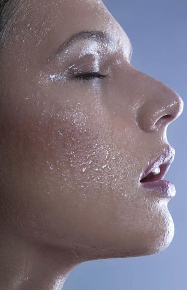 Καταπράυνση της ευαίσθητης επιδερμίδας με ιαματικό νερό