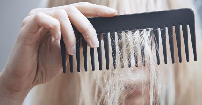Τριχόπτωση vs Αραίωση Μαλλιών