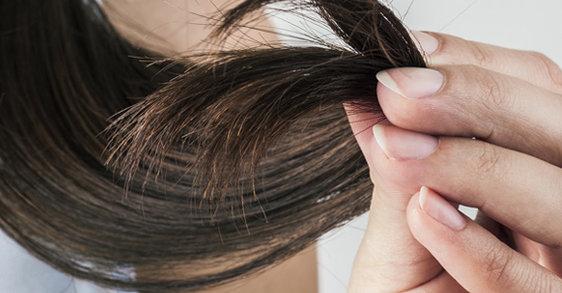 Ταλαιπωρημένα Μαλλιά