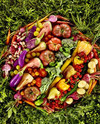 #FoodInspiration: 3 εύκολα γεύματα γεμάτα χρώμα