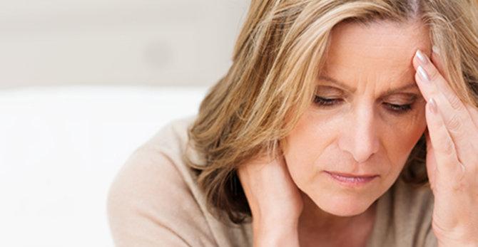 Εμμηνόπαυση και Κατάθλιψη