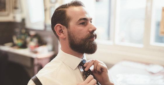Ξυριστική Μηχανή ή Ψαλίδι για τα Γένια;