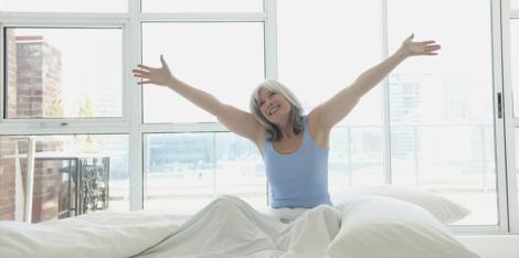 Ύπνος και εμμηνόπαυση: Κοιμηθείτε με ηρεμία