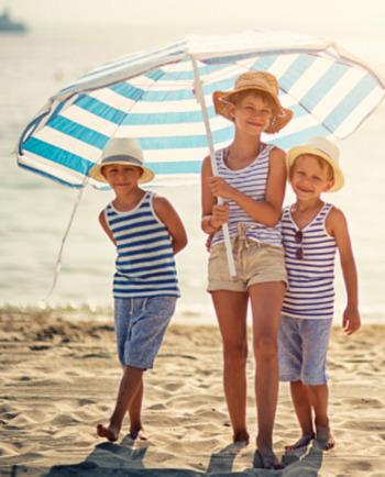 Πώς να διαλέξουμε το σωστό παιδικό αντιηλιακό