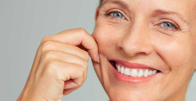Εμμηνόπαυση και δέρμα: Πως αλλάζει η επιδερμίδα μου;