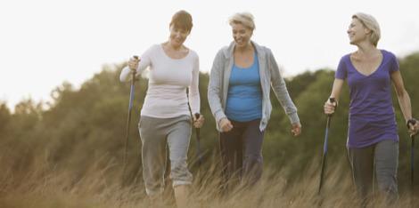 7 αθλήματα φιλικά προς την εμμηνόπαυση