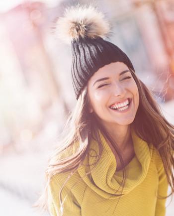 Πώς να προστατευτείτε από τον ήλιο τον χειμώνα