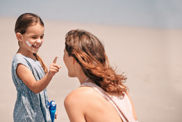 Kid-friendly sunscreen tips for parents