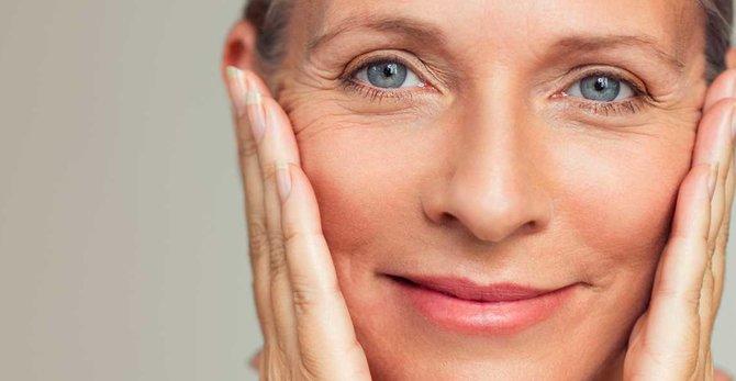 Συμπτώματα Εμμηνόπαυσης: Η επιδερμίδα μου αλλάζει;