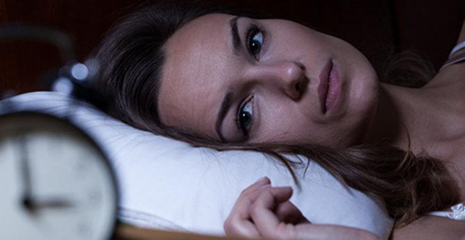 Αϋπνία και εμμηνόπαυση