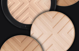 Achieving full coverage with powder foundation is now possible!