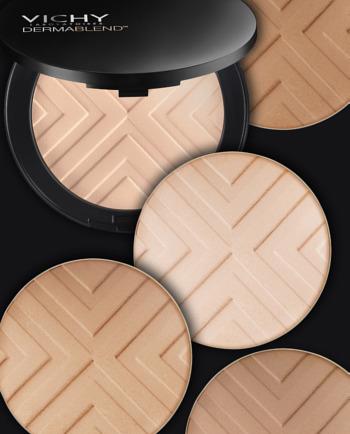 Make-up υψηλής κάλυψης για λιπαρή επιδερμίδα